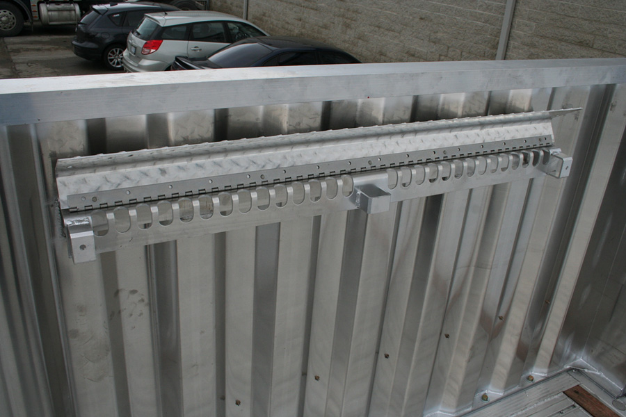 Aluminum Wrap Around Bulkheads