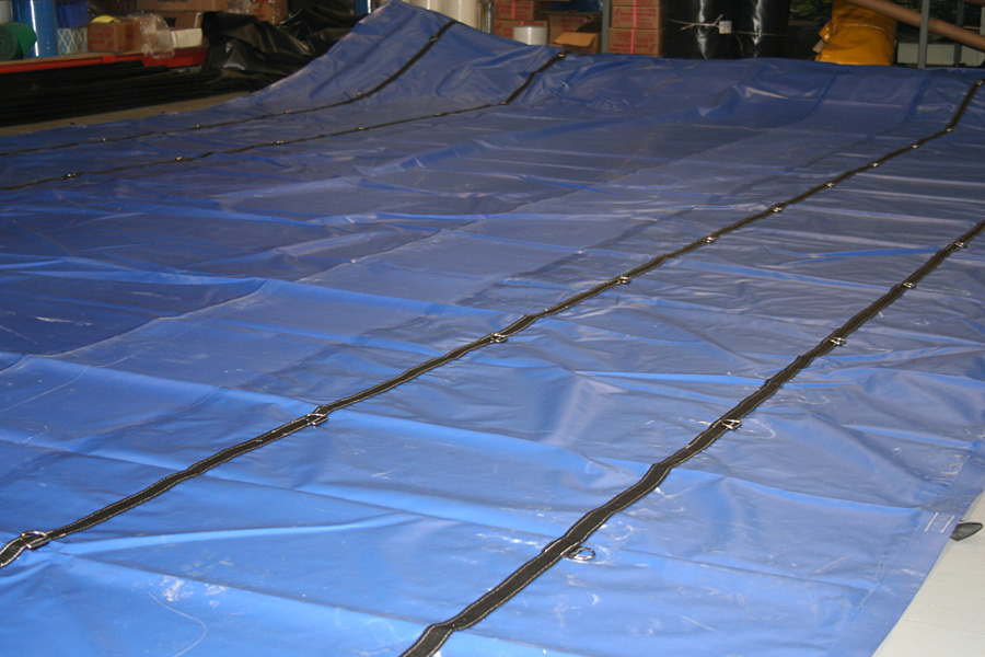 Lumber Tarps For Flatbeds
